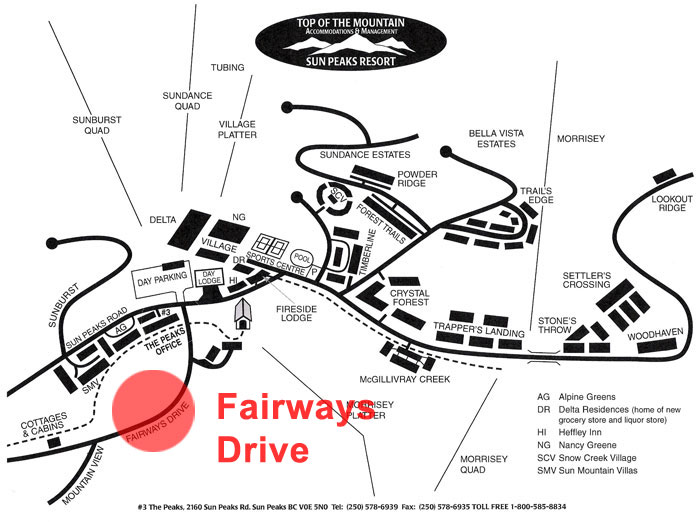 Fairways Drive